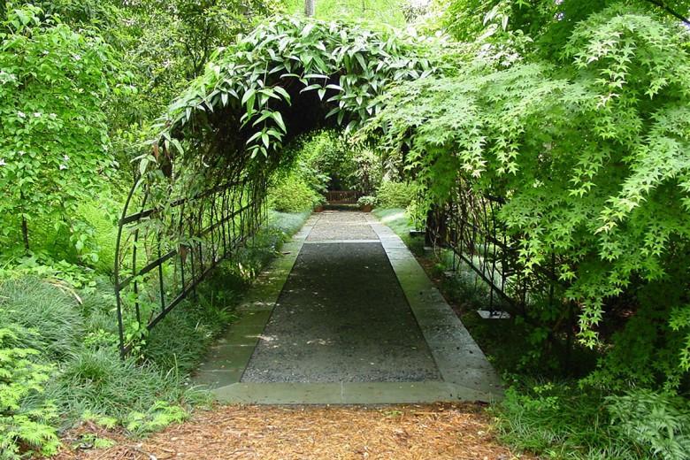 Hoop Arbor, Garden Architects, Inc.