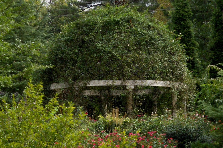 Rose Dome Arbor, Garden Architects, Inc.